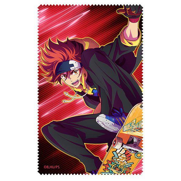 SK∞ 「曆」手機 / 眼鏡清潔布 Reki Cleaner Cloth【SK8 the Infinity】