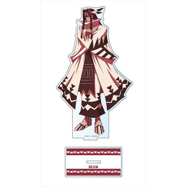 通靈王 「席巴」select color ver. 亞克力企牌 TV Anime Deka Acrylic Stand Silva select color ver.【Shaman King】