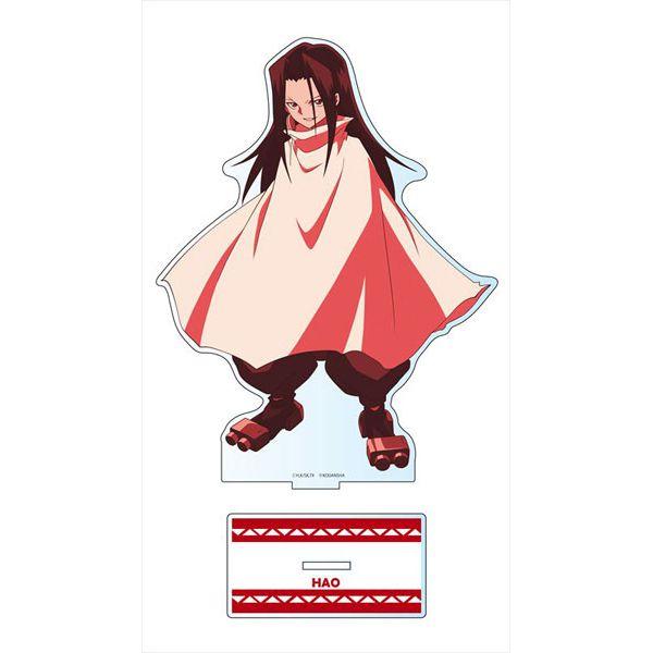 通靈王 「麻倉葉王」select color ver. 亞克力企牌 TV Anime Deka Acrylic Stand Hao select color ver.【Shaman King】