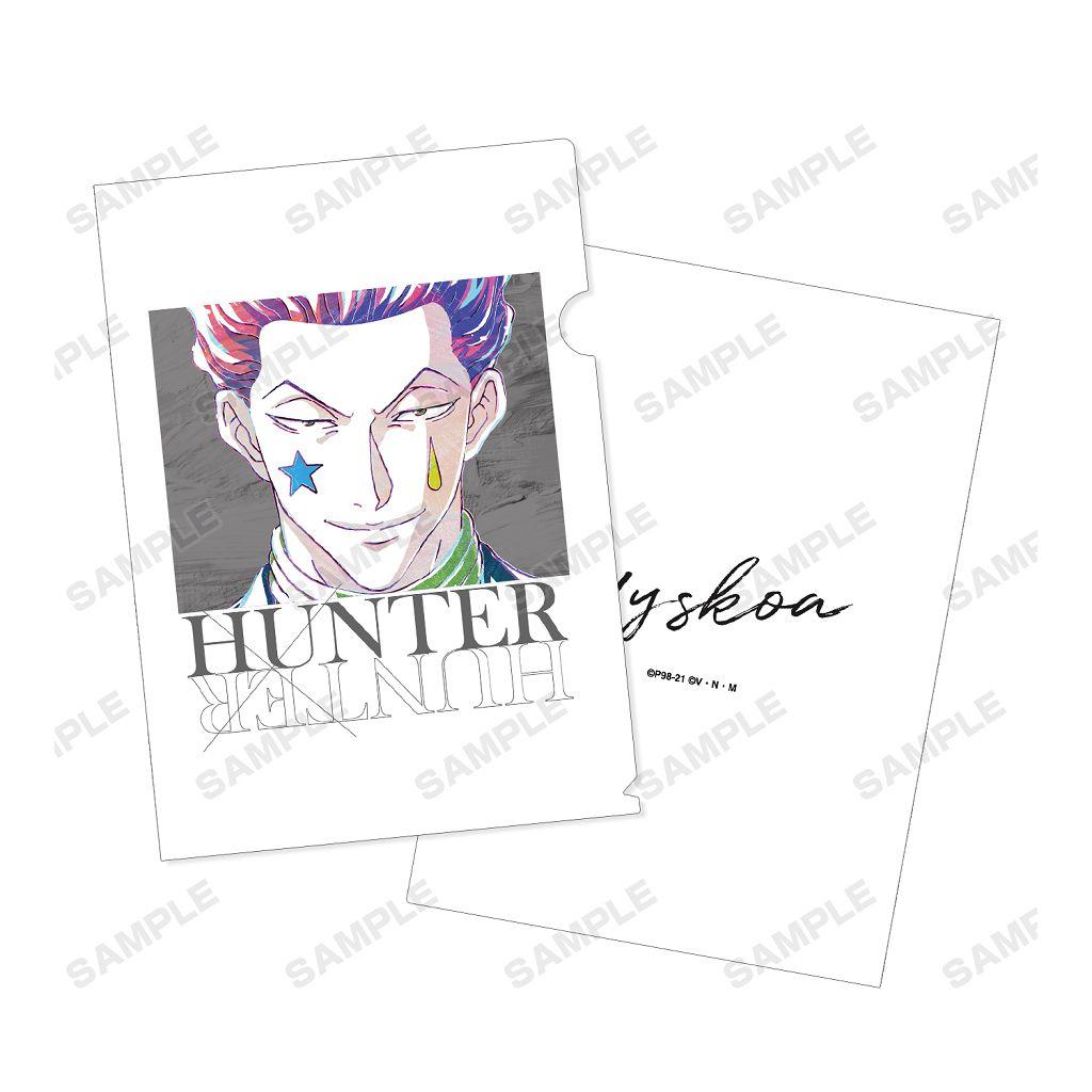 全職獵人 「希索加」Ani-Art 2 A4 文件套 Vol.2 Hyskoa Ani-Art Vol. 2 Clear File【Hunter × Hunter】