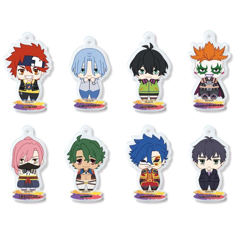 SK∞ Hugkoro 亞克力企牌 (8 個入) Hugkoro Acrylic Stand Series  (8 Pieces)【SK8 the Infinity】