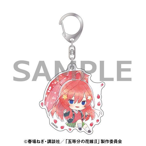五等分的新娘 「中野五月」雨傘 Ver. 亞克力匙扣 Kasakko Acrylic Key Chain Itsuki Nakano【The Quintessential Quintuplets】