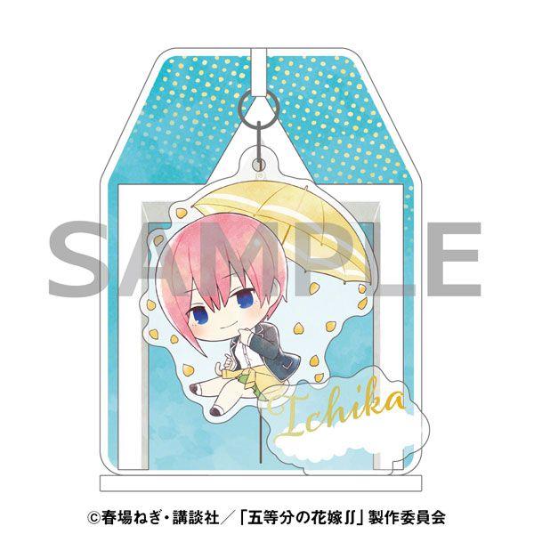 五等分的新娘 「中野一花」雨傘 Ver. 搖呀搖 亞克力企牌 Kasakko Yurayura Acrylic Stand Ichika Nakano【The Quintessential Quintuplets】