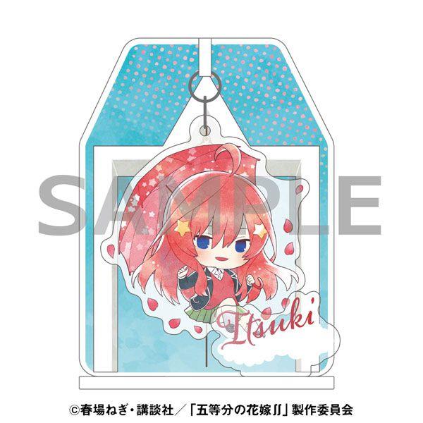 五等分的新娘 「中野五月」雨傘 Ver. 搖呀搖 亞克力企牌 Kasakko Yurayura Acrylic Stand Itsuki Nakano【The Quintessential Quintuplets】