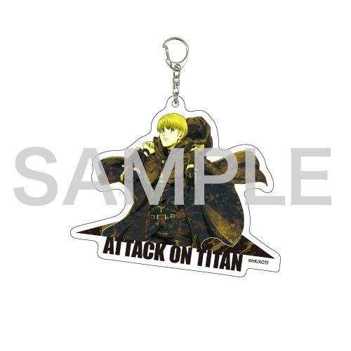 進擊的巨人 「阿爾敏」MANGEKYO 亞克力匙扣 Deka Acrylic Key Chain 03 Armin (MANGEKYO)【Attack on Titan】