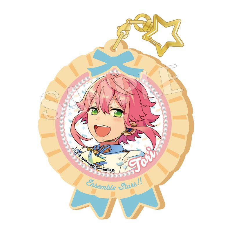 合奏明星 「姬宮桃李」Pitatto 橡膠匙扣 Ver.2 Pitatto Key Chain Ver. 2 Himemiya Tori【Ensemble Stars!】