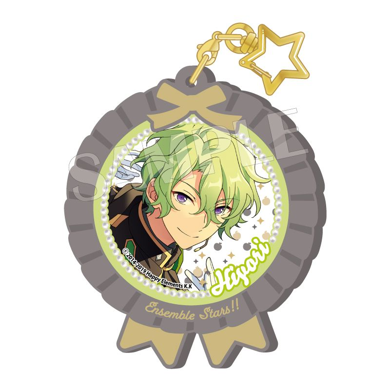 合奏明星 「巴日和」Pitatto 橡膠匙扣 Ver.2 Pitatto Key Chain Ver. 2 Tomoe Hiyori【Ensemble Stars!】