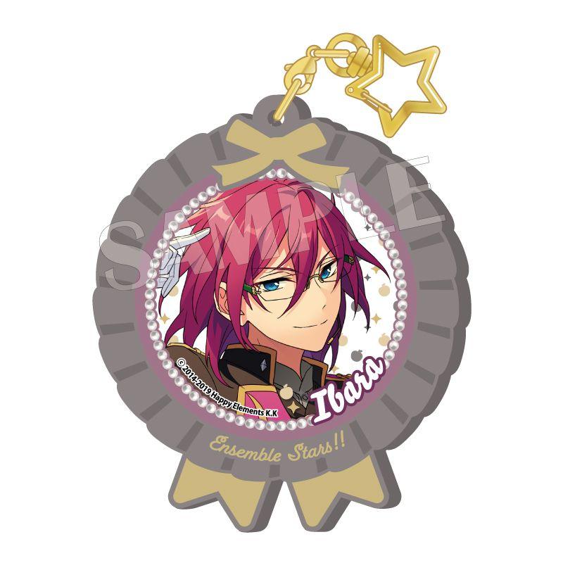 合奏明星 「七種茨」Pitatto 橡膠匙扣 Ver.2 Pitatto Key Chain Ver. 2 Saegusa Ibara【Ensemble Stars!】