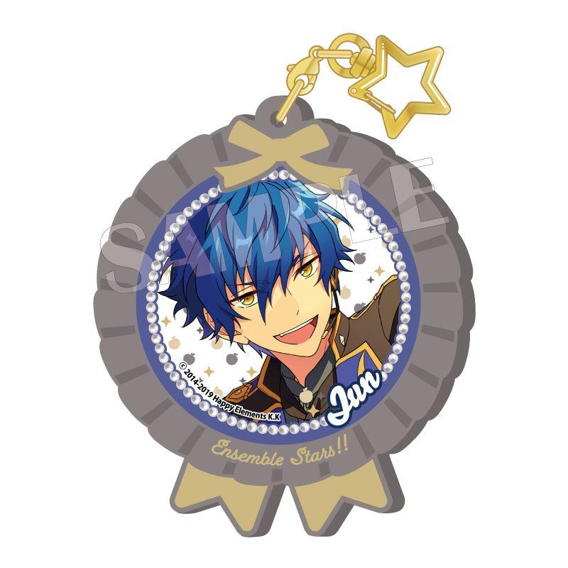 合奏明星 「漣ジュン」Pitatto 橡膠匙扣 Ver.2 Pitatto Key Chain Ver. 2 Sazanami Jun【Ensemble Stars!】