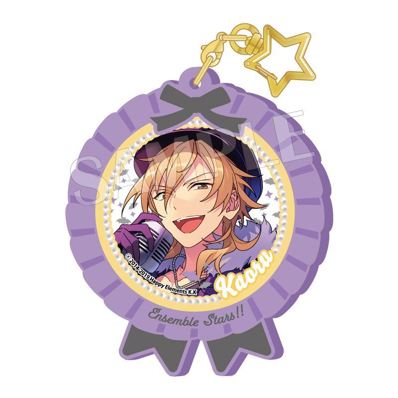 合奏明星 「羽風薫」Pitatto 橡膠匙扣 Ver.2 Pitatto Key Chain Ver. 2 Hakaze Kaoru【Ensemble Stars!】