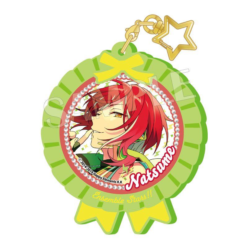 合奏明星 「逆先夏目」Pitatto 橡膠匙扣 Ver.2 Pitatto Key Chain Ver. 2 Sakasaki Natsume【Ensemble Stars!】