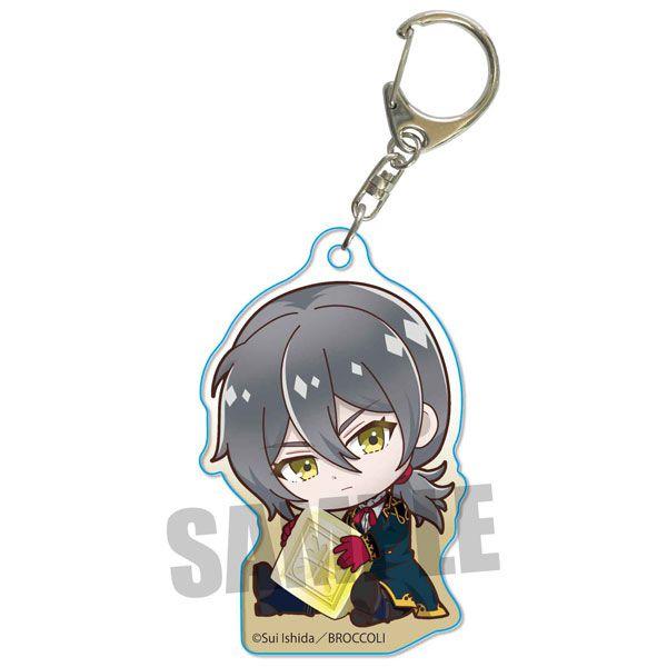 Jack Jeanne 「睦實介」抱著最愛 亞克力匙扣 Gyugyutto Acrylic Key Chain Kai Mutsumi【Jack Jeanne】
