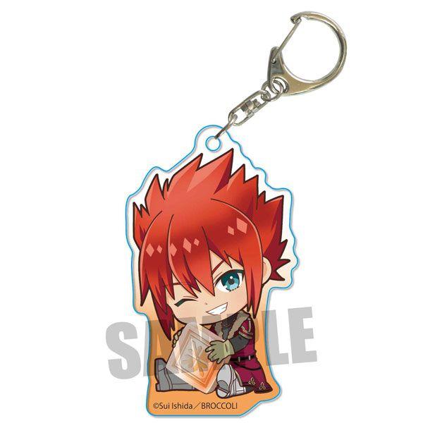 Jack Jeanne 「織卷壽壽」抱著最愛 亞克力匙扣 Gyugyutto Acrylic Key Chain Suzu Orimaki【Jack Jeanne】