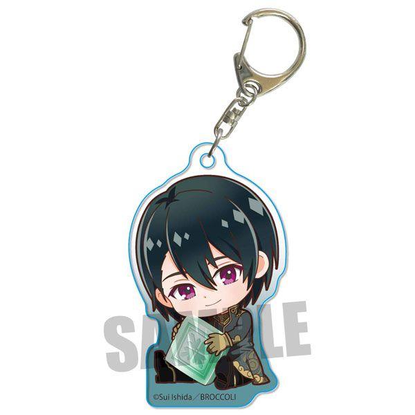 Jack Jeanne 「世長創司郎」抱著最愛 亞克力匙扣 Gyugyutto Acrylic Key Chain Soshiro Yonaga【Jack Jeanne】