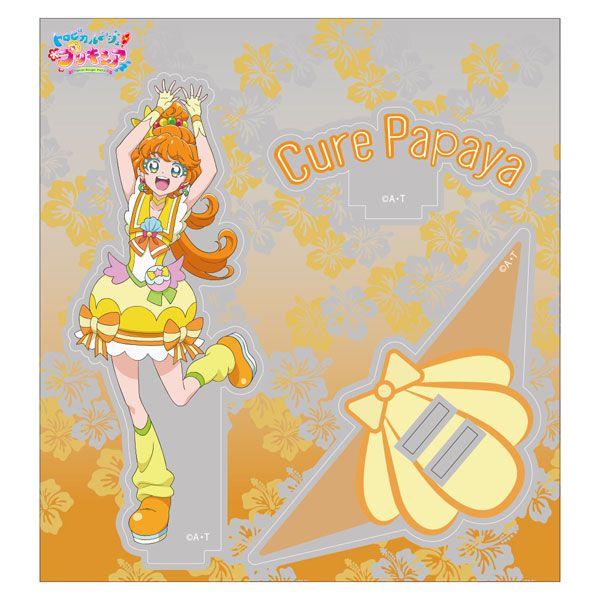 光之美少女系列 「一之瀨實 / 水果天使」亞克力企牌 Cure Papaya Acrylic Stand【Pretty Cure Series】