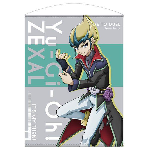 遊戲王 「天城カイト」決鬥の鬥志Ver. 100cm 掛布 Kite Tenjo 100cm Wall Scroll Heated Up Battle Ver.【Yu-Gi-Oh!】