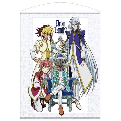 遊戲王 「玉座一家」100cm 掛布 Tron Family 100cm Wall Scroll【Yu-Gi-Oh!】