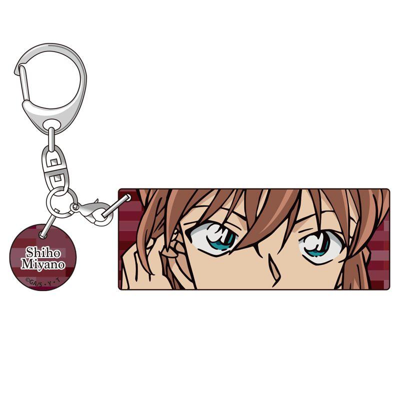 名偵探柯南 「宮野志保」眼神接觸 亞克力匙扣 Eye-catching Image Acrylic Key Chain Vol. 3 Miyano Shiho【Detective Conan】