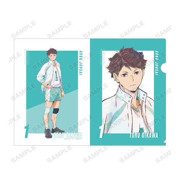排球少年!! 「及川徹」Ani-Art A4 文件套 Vol.5 Toru Oikawa Ani-Art Vol.5 Clear File【Haikyu!!】