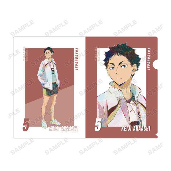 排球少年!! 「赤葦京治」Ani-Art A4 文件套 Vol.5 Keiji Akaashi Ani-Art Vol.5 Clear File【Haikyu!!】