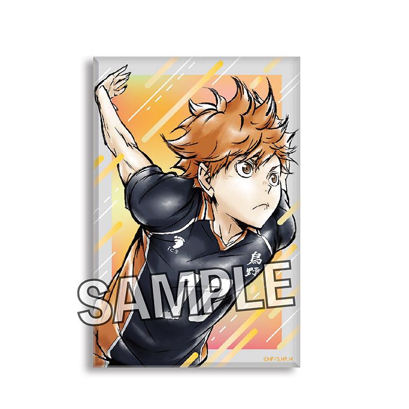 排球少年!! 「日向翔陽」激闘!!自立亞克力牌子 Gekitou!! Tsumi Art Block Hinata Shoyo【Haikyu!!】