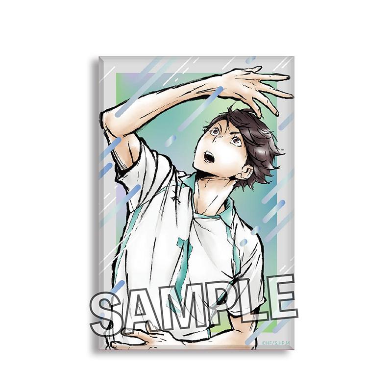 排球少年!! 「及川徹」激闘!!自立亞克力牌子 Gekitou!! Tsumi Art Block Oikawa Toru【Haikyu!!】