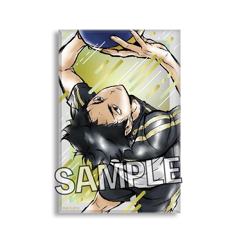 排球少年!! 「赤葦京治」激闘!!自立亞克力牌子 Gekitou!! Tsumi Art Block Akaashi Keiji【Haikyu!!】