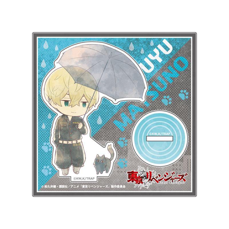 東京復仇者 「松野千冬」雨傘 Ver.亞克力企牌 Kasakko Acrylic Stand Matsuno Chifuyu【Tokyo Revengers】