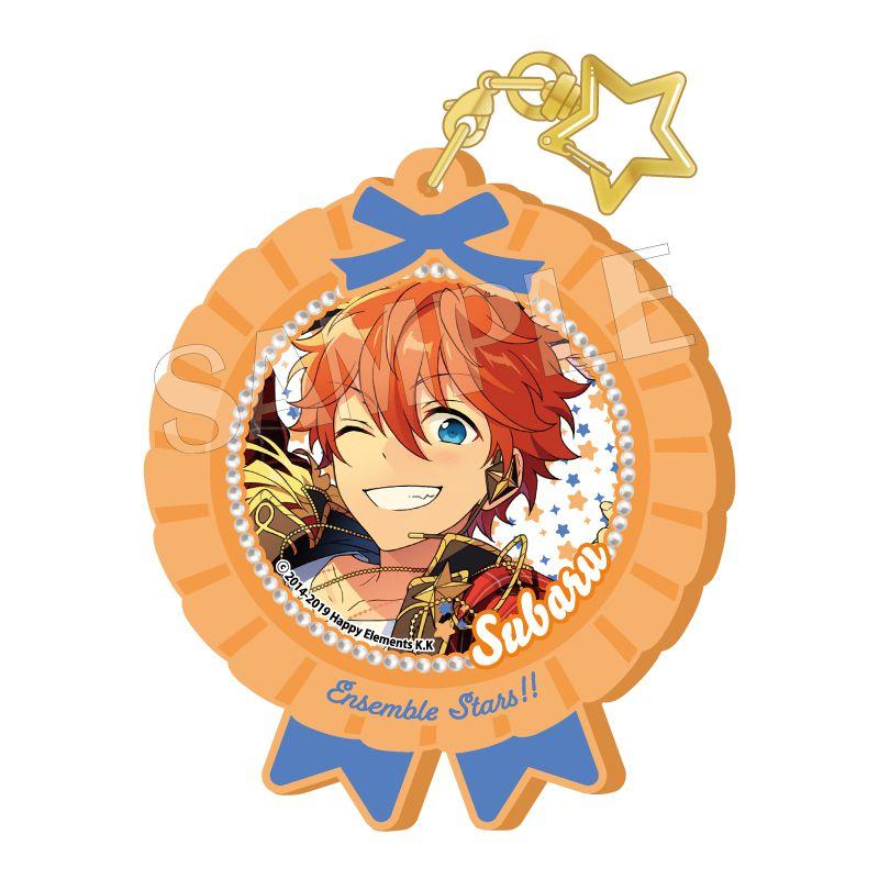 合奏明星 「明星昴流」Pitatto 橡膠匙扣 Ver.2 Pitatto Key Chain Ver. 2 Akehoshi Subaru【Ensemble Stars!】