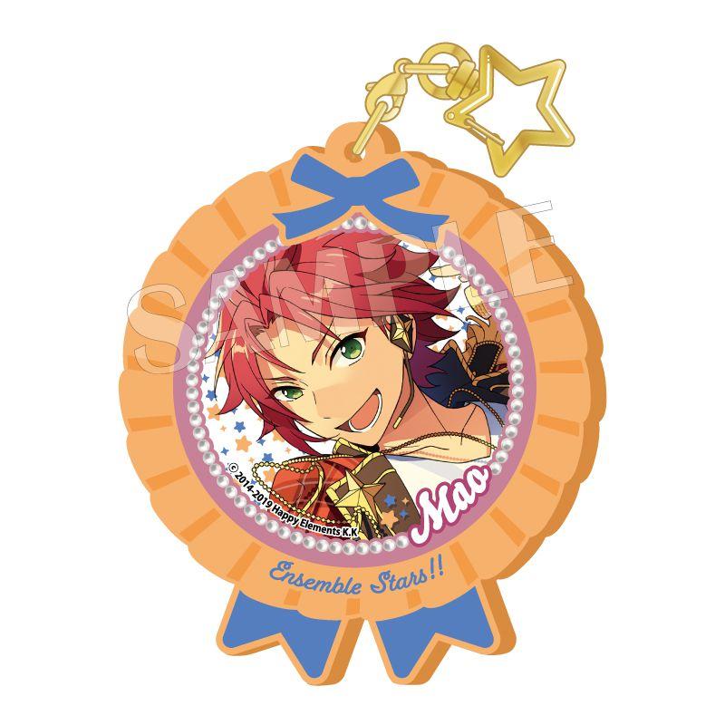 合奏明星 「衣更真緒」Pitatto 橡膠匙扣 Ver.2 Pitatto Key Chain Ver. 2 Isara Mao【Ensemble Stars!】