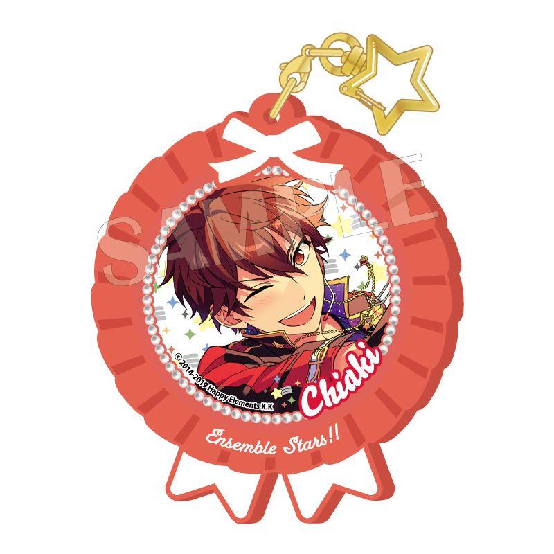 合奏明星 「守澤千秋」Pitatto 橡膠匙扣 Ver.2 Pitatto Key Chain Ver. 2 Morisawa Chiaki【Ensemble Stars!】