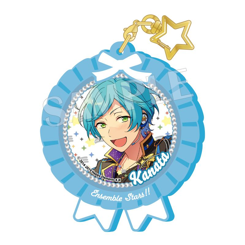 合奏明星 「深海奏汰」Pitatto 橡膠匙扣 Ver.2 Pitatto Key Chain Ver. 2 Shinkai Kanata【Ensemble Stars!】