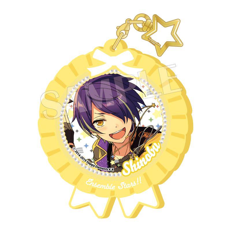 合奏明星 「仙石忍」Pitatto 橡膠匙扣 Ver.2 Pitatto Key Chain Ver. 2 Sengoku Shinobu【Ensemble Stars!】