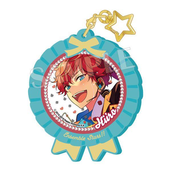 合奏明星 「天城一彩」Pitatto 橡膠匙扣 Ver.2 Pitatto Key Chain Ver.2 Hiiro Amagi【Ensemble Stars!】