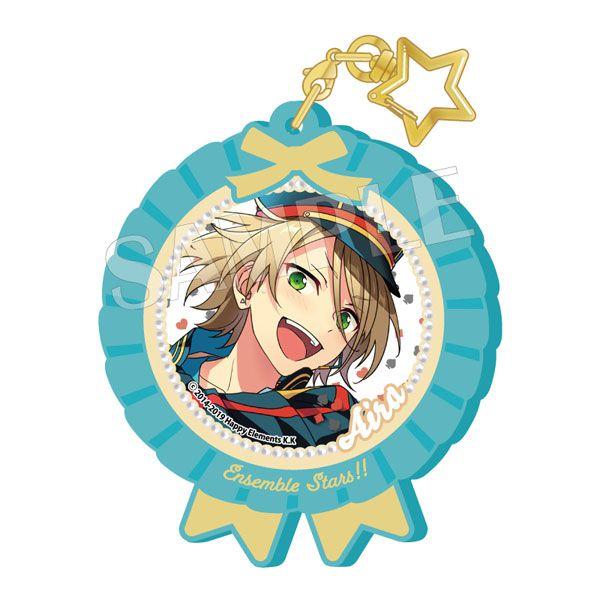 合奏明星 「白鳥藍良」Pitatto 橡膠匙扣 Ver.2 Pitatto Key Chain Ver.2 Aira Shiratori【Ensemble Stars!】