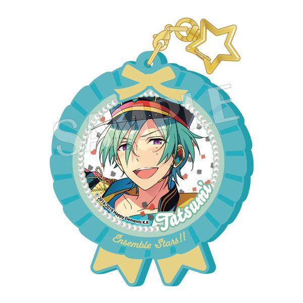 合奏明星 「風早巽」Pitatto 橡膠匙扣 Ver.2 Pitatto Key Chain Ver.2 Tatsumi Kazahaya【Ensemble Stars!】