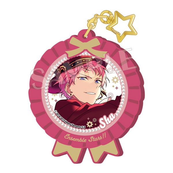 合奏明星 「齋宮宗」Pitatto 橡膠匙扣 Ver.2 Pitatto Key Chain Ver.2 Shu Itsuki【Ensemble Stars!】
