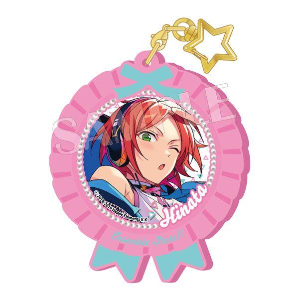 合奏明星 「葵ひなた」Pitatto 橡膠匙扣 Ver.2 Pitatto Key Chain Ver.2 Hinata Aoi【Ensemble Stars!】