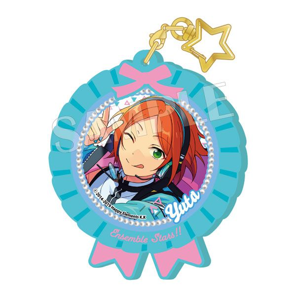 合奏明星 「葵ゆうた」Pitatto 橡膠匙扣 Ver.2 Pitatto Key Chain Ver.2 Yuta Aoi【Ensemble Stars!】