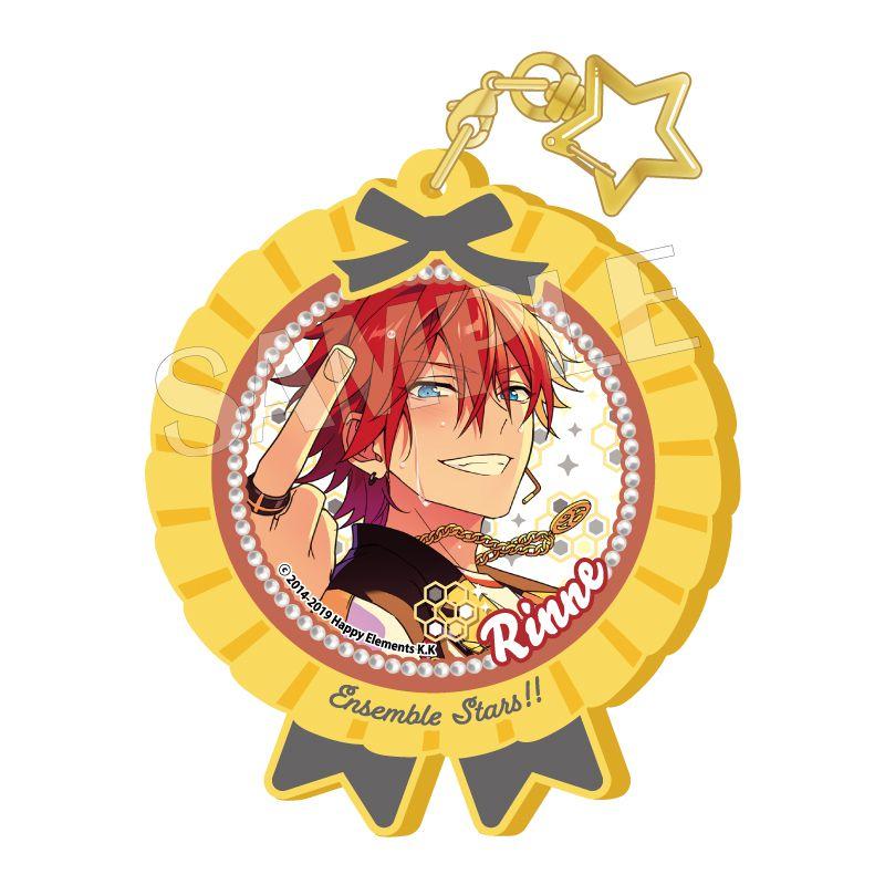 合奏明星 「天城燐音」Pitatto 橡膠匙扣 Ver.2 Pitatto Key Chain Ver. 2 Amagi Rinne【Ensemble Stars!】