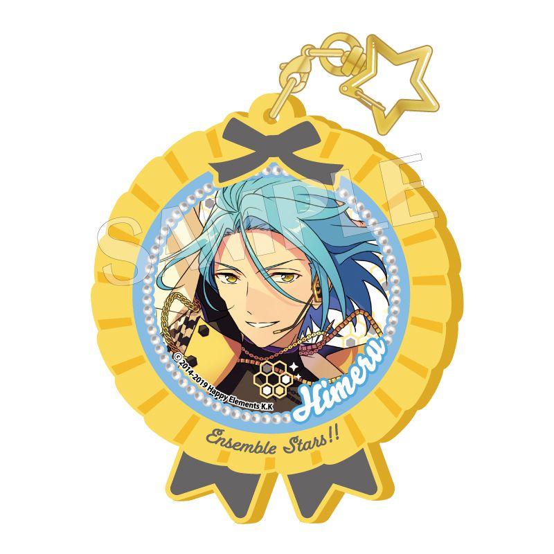 合奏明星 「HiMERU」Pitatto 橡膠匙扣 Ver.2 Pitatto Key Chain Ver. 2 HiMERU【Ensemble Stars!】