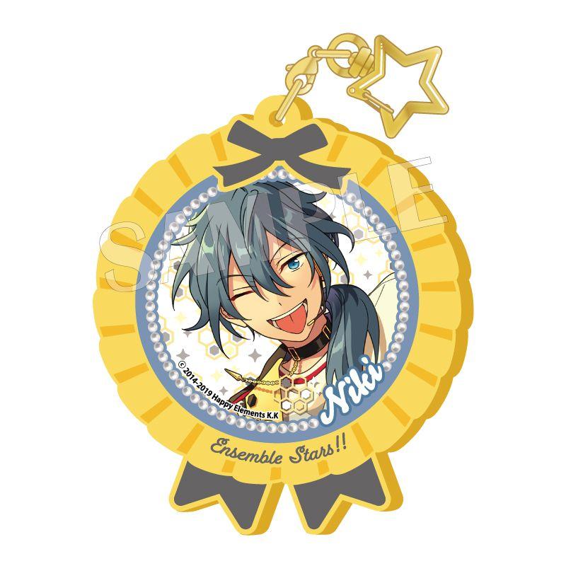合奏明星 「椎名丹希」Pitatto 橡膠匙扣 Ver.2 Pitatto Key Chain Ver. 2 Shiina Niki【Ensemble Stars!】