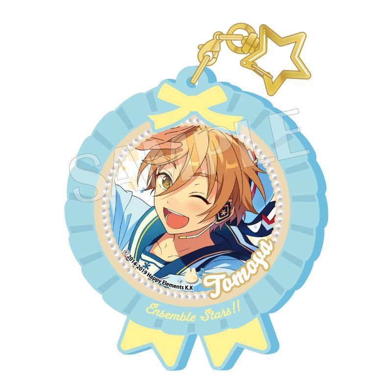 合奏明星 「真白友也」Pitatto 橡膠匙扣 Ver.2 Pitatto Key Chain Ver. 2 Mashiro Tomoya【Ensemble Stars!】