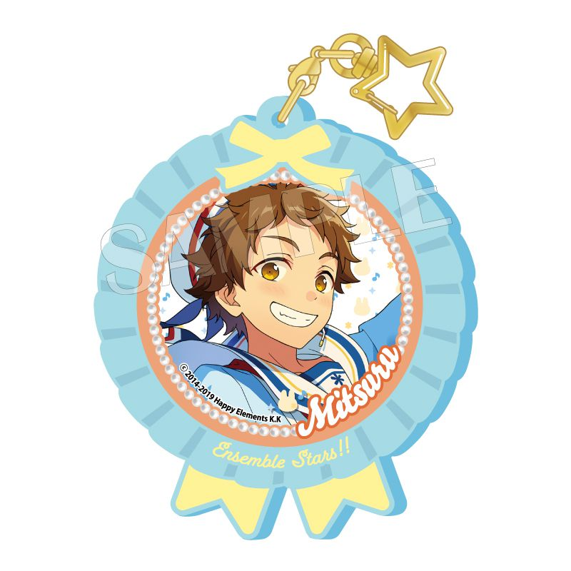合奏明星 「天滿光」Pitatto 橡膠匙扣 Ver.2 Pitatto Key Chain Ver. 2 Tenma Mitsuru【Ensemble Stars!】