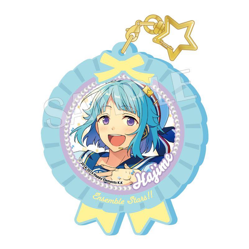 合奏明星 「紫之創」Pitatto 橡膠匙扣 Ver.2 Pitatto Key Chain Ver. 2 Shino Hajime【Ensemble Stars!】