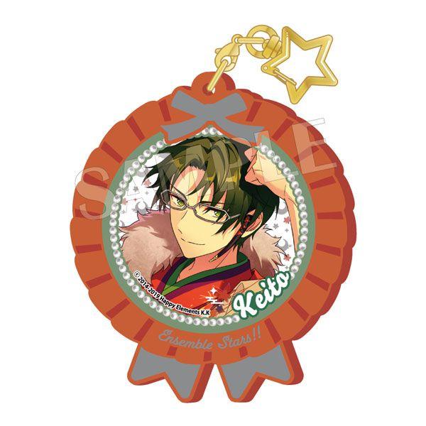 合奏明星 「蓮巳敬人」Pitatto 橡膠匙扣 Ver.2 Pitatto Key Chain Ver.2 Keito Hasumi【Ensemble Stars!】