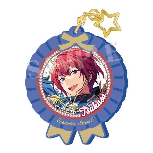 合奏明星 「朱櫻司」Pitatto 橡膠匙扣 Ver.2 Pitatto Key Chain Ver.2 Tsukasa Suou【Ensemble Stars!】