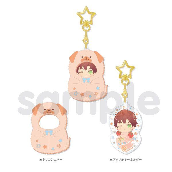黑塔利亞 「西班牙」小狗外套 + 掛飾 Kigurumi Key Chain 10. Spain【Hetalia】