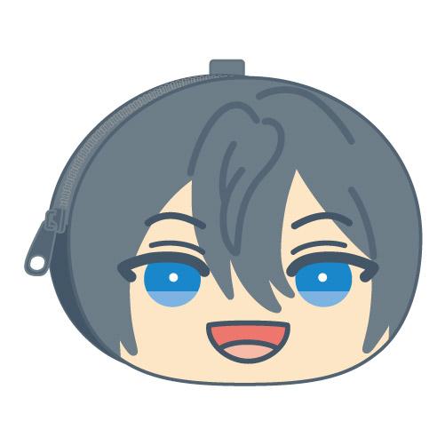 合奏明星 「椎名丹希」鬆軟饅頭 散銀包 Omanju Fukafuka Pouch 1 6 Shiina Niki【Ensemble Stars!】