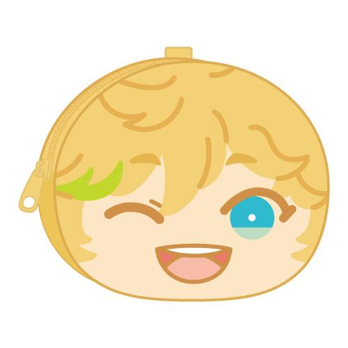 合奏明星 「春川宙」鬆軟饅頭 散銀包 Omanju Fukafuka Pouch 1 9 Harukawa Sora【Ensemble Stars!】
